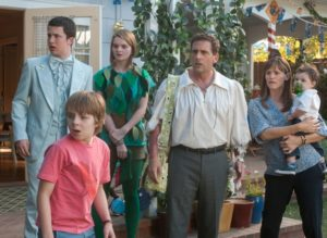 Filme de família na Disney