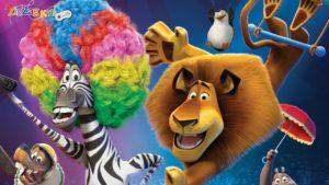 Filme Madagascar 3