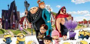 Filmes infantis Amazon