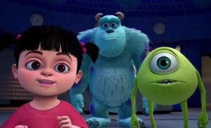 Filme infantil na Disney