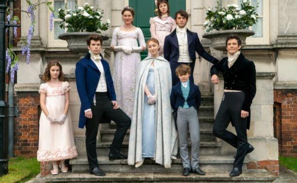 Oito irmãos inseparáveis buscam amor e felicidade na alta sociedade de Londres. Inspirada nos best-sellers de Julia Quinn.